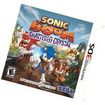 Sonic Boom Fire & Ice - Nintendo 3DS