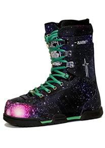 Celsius Sonic Men's Snowboard Boots , Galaxy, 11