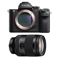 Sony a7R II Mirrorless Interchangeable Lens Camera Body with