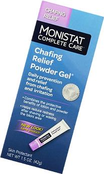 Monistat Soothing Care Chafing Relief Powder-Gel, 1.5-Ounce