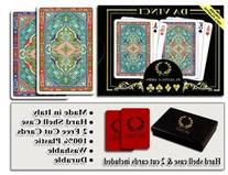 Da Vinci Sorrento - Italian 100% Plastic Playing Cards