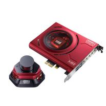 Sound Blaster Z PCIe Gaming Sound Card With High Performance Headphone Amp  And Beam Forming Microphone