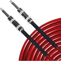 Livewire Soundhose Instrument Cable Red 20 ft