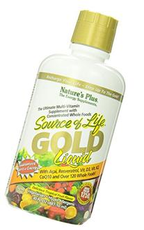Nature's Plus - Source Of Life Gold Liquid Ultimate Multi-