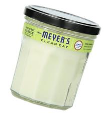 Mrs. Meyer's Clean Day Soy Candle, Lemon Verbena, 7.2 Ounce