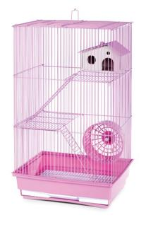 Prevue Hendryx SP2030L Three Story Hamster and Gerbil Cage,