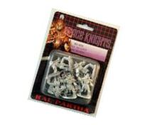 Space Knights Shock Troops MINT/New