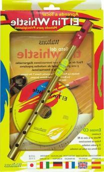 Waltons Spanish Tin Whistle CD Pack