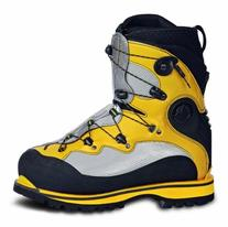La Sportiva Men's Spantik Yellow/Grey/Black Boot 45  D -
