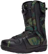 Ride Spark Snowboard Boot Youth Camo 3