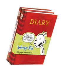 Special Edition Diary of a Wimpy Kid with Journal