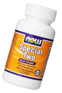 Now Foods Now Special Two, Veg-capsules, 120-Count