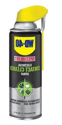 Specialist&Trade Electrical Contact Cleaner - 11 Oz. Can