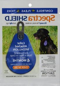 Spectra Shield Collar Attached Medallio 56+ lb