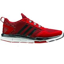 Adidas Speed Trainer Red White Metallic Mens Athletic