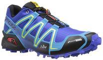 Salomon Women's Speedcross 3 CS W Trail Running Shoe, Cobalt