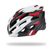 Lazer Sphere Helmet: Red/White; MD