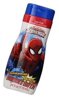 Marvel Spider Man Bubble Bath, 24 Ounce