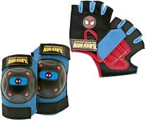 Bell Spider-Man Web Slinger Protective Gear, Multi, Age 4