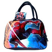 Spiderman Duffle Bag - Sport bag gym bag