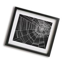 Spiderwebs   No Doubt inspired song lyric art print