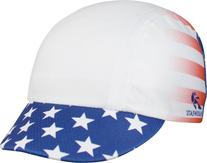 Headsweats Spin Cycle Cycling Cap Stars and Stripes