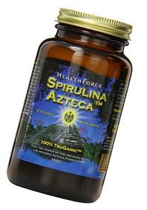 Healthforce Spirulina Azteca, Powder, 150-Grams