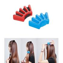 Sponge Hair Braider Hair Braiding Machine French Braider