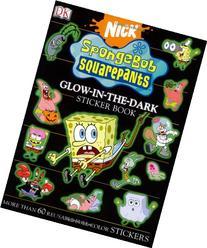 SpongeBob SquarePants Glow-in-the-Dark Sticker Book