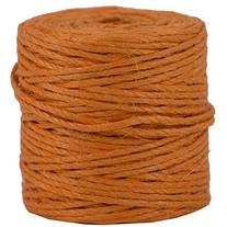 Spool of Orange Kraft Twine - 73 Yards - Sold individually