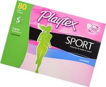 Playtex Sport Tampons Super Absorbency Unscented