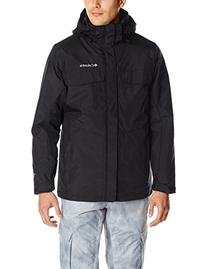 Columbia Men's Bugaboo Interchange Jacket, Black, Medium