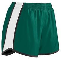 Augusta Sportswear WOMEN'S JUNIOR FIT PULSE TEAM SHORT M Red
