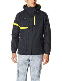 Columbia Sportswear Men's Fusion Exact Jacket, Abyss, Small