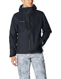Columbia Men's Northwest Traveler Interchange Jacket, Black