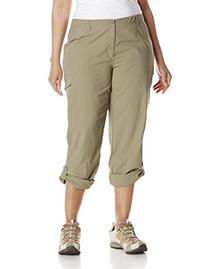 Columbia Sportswear Plus Aruba Roll Up Pants, Sage, 20/