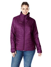 Columbia Women's Plus Mighty Lite III Jacket, Purple Dahlia