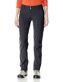 Columbia Women's Saturday Trail Pant, Black, 8/Short