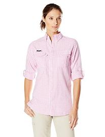 Columbia Women's Super Bonehead II Long Sleeve Shirt, Orchid