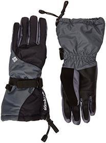 Columbia Women's Whirlibird Gloves, Black, Medium