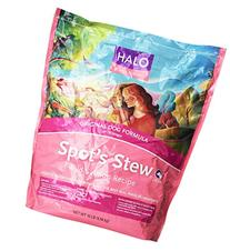 Halo Spot's Stew Natural Dry Dog Food, Adult Dog, Wild