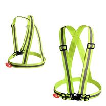 Adjustable Reflective Vest - Essential Running Gear for Your