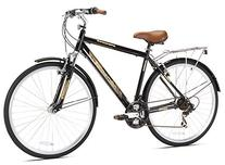 Northwoods Springdale Men's 21-Speed Hybrid Bicycle, 700c