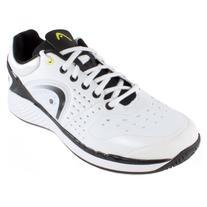 Head Men's Sprint Pro Court Shoe,White/Black,8 M US