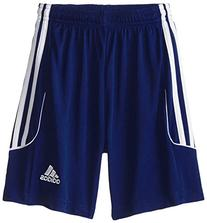 adidas Kids Unisex Squad 13 Shorts  Dark Blue/White XL