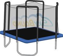 Square Trampoline Mat for Skywalker 13x13