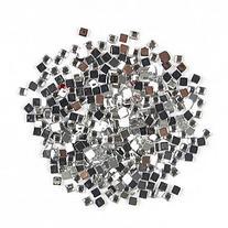 EVERMARKET 1000PCS Square Shaped Rhinestone Nail Art