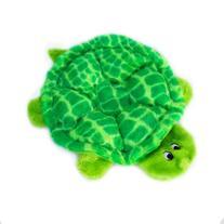 ZippyPaws Squeakie Crawler 6-Squeaker Plush Dog Toy, Slow