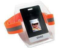 Ergodyne Squids 3386HV High Visibility Arm Band ID/Badge