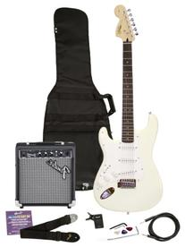 "Squier by Fender ""Stop Dreaming, Start Playing"" Set:"